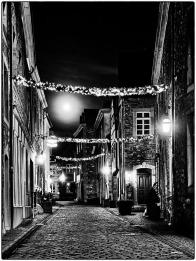 Stolberg bei Nacht | Fotoclub 2000 Aachen