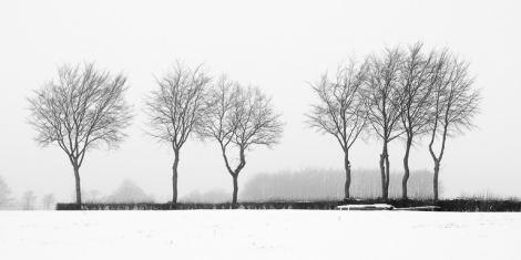 124 Quersumme 4 - Verschneite Landschaften | © Andreas Schniertshauer | Fotoclub 2000 Aachen