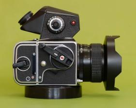 20 Jahre Fotoclub 2000 Aachen / Kamera-Ausstellung | © JosWaS