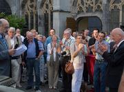 2015-08-29 'Stein & Edelstein, Dom & Schatzkammer' Ausstellungseröffnung